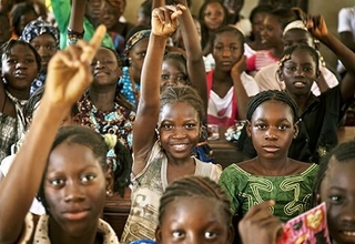 Bringing hope to women and girls in the Sahel